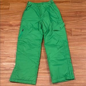 LL Bean Unisex Youth Ski Pants